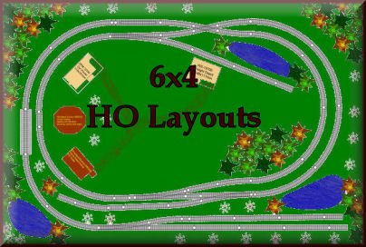 See all the 6x4 HO scale model train sets layouts krafttrains.com can offer you. Build your dream 6x4 HO scale model railroad that you always you wanted. So start with KraftTrains.com and see how to start building your own 6x4 HO scale train set layout.