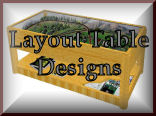 Kraft Trains the tricks & secrets of building your own model train set Layout Table Designs.