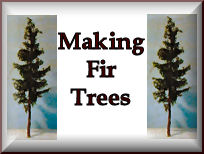 Making Handmade Fir Trees adds an extra scenic dimension to any model railroad. They aesthetically enhance landscapes with their colour and texture, helping scenery to appear more well balanced and natural. I would personally recommend to all model railroaders to apply this type of terrain to their models in order to get the fullest level of visual pleasure.