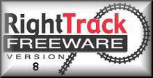 RightTrack 8.0 Freeware software download