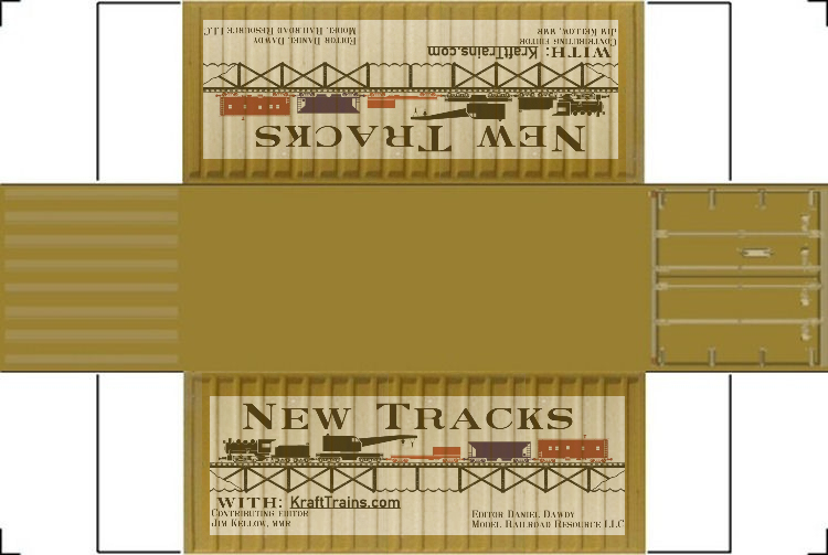 photo regarding N Scale Printable Buildings Free called Totally free 3D Printable 20toes Delivery Boxes O Scale.