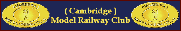 Kraft Trains railroading clubs around the world At 1A Cambridge Model Railway Club (MRC) Cambridge England United Kingdom