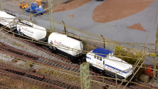 Model railroading clubs in the Hertogenbosch Netherlands Model Spoor Group's. Travel to Hertogenbosch in the Netherlands and go to the Model Spoor Group's train club and learn more about the Model Spoor Group's railroading clubs.